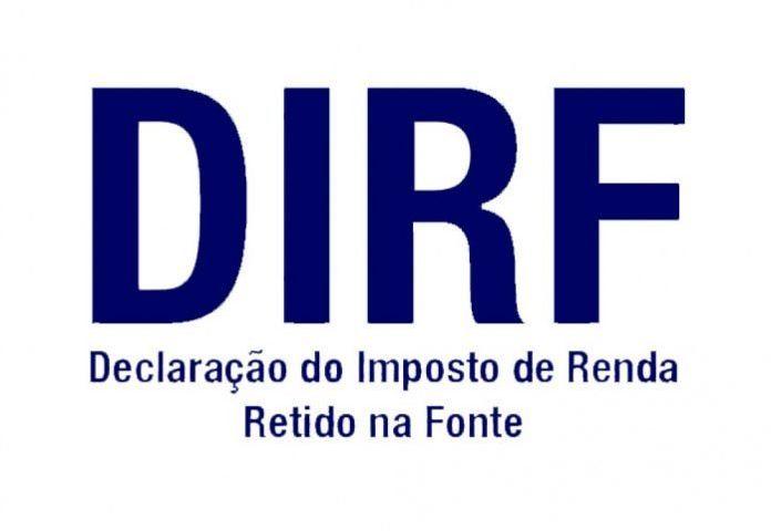 DIRF 2020: Nova norma estabelece regras para a apresentação